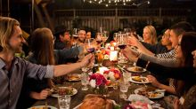 Celebrities are trading Thanksgiving for Friendsgiving: Should you?