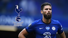 Giroud: I was so determined to leave, I nearly signed for Tottenham!