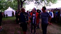 Backstage At Lollapalooza: Fitz And Tantrums