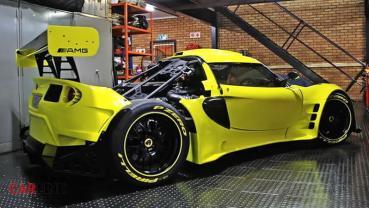 超跑級「殺彎王」!Lotus Exige「AMG改」6.2L V8頂天改式樣