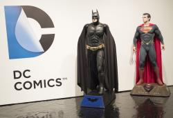 Warner is making a documentary on DC Comics for HBO Max