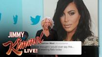 Bette Midler Sings Kim Kardashian Tweets