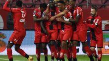 Leaders Rennes stay unbeaten but held by bottom side Dijon
