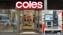 Coles confirms it uses cameras at self-service checkouts