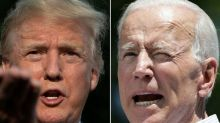 Coronavirus: Biden and Trump face off over China