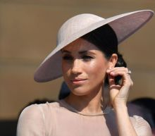 Meghan Markle makes gold sales sparkle