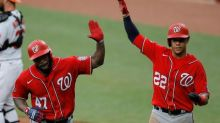 Nats star Juan Soto positive for COVID-19, out for opener