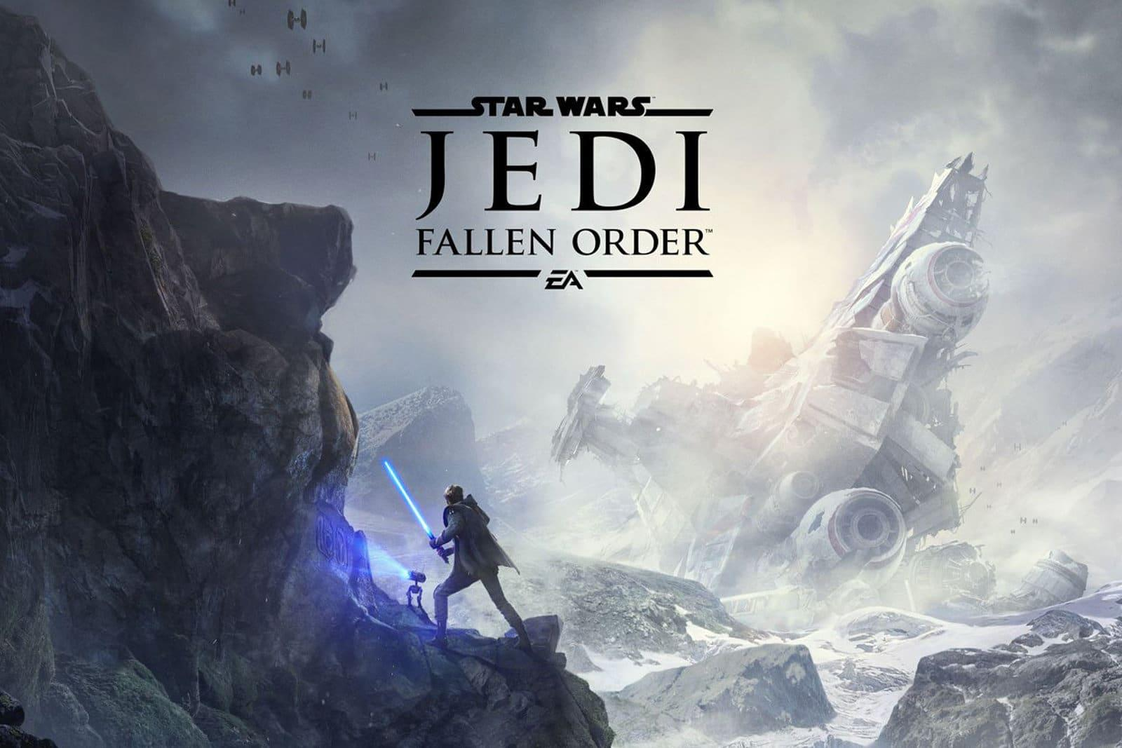 Star Wars Jedi Fallen Order Trailer Teases New Story Details Engadget