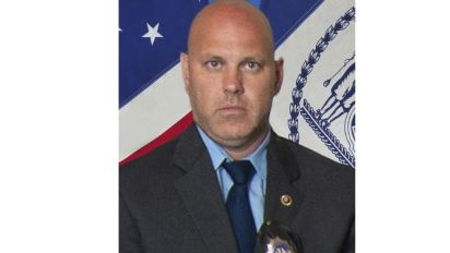 2nd arrest in probe of NYPD friendly fire death