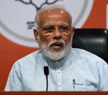 India stocks soar as polls point to Modi election win