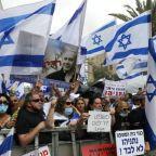 Netanyahu trial divides Israelis