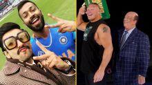 Is Ranveer Singh in Trouble With a WWE Wrestler?