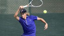 Leo Borg, predestinato del tennis sulle orme del padre