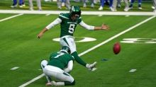 Jets release K Sam Ficken, sign Matt Ammendola