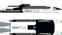 Uber Partners With London Ferry Business to Launch Boat-Based Commuter Service