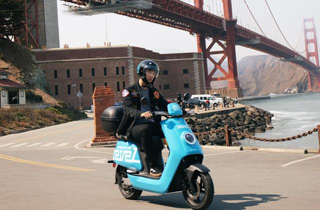 Revel's electric mopeds come to San Francisco amid growing safety concerns