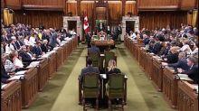 Trudeau Pressed On U.S. Migrant Child Policy