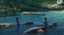 New 'Avatar 2' set photo shows underwater filming