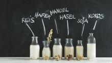 Das ist der gesündeste Milchersatz