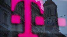 Merkel's Potential Partners Back Deutsche Telekom Stake Sale