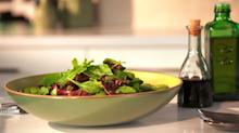 How to Wash and Dry Mixed Greens