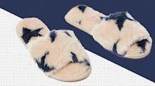 These £9.50 M&S faux fur slippers are our new favourite footwear