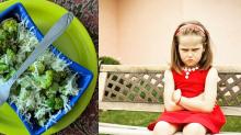 Llamó al 911 porque sus padres le exigían que comiera su ensalada