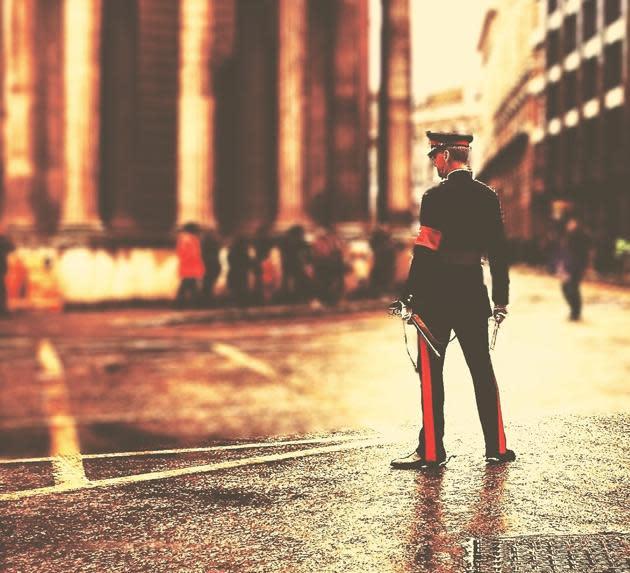 A guide to street photography: Gavin Harrison's smartphone art