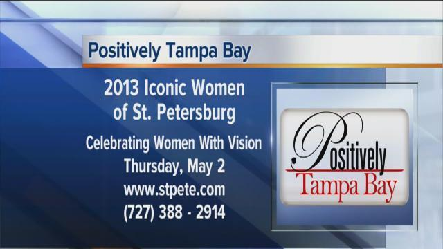 Positively Tampa Bay: Iconic Women