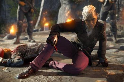 Invite your friends to Far Cry 4 co-op on PS4, even if they don't own the game