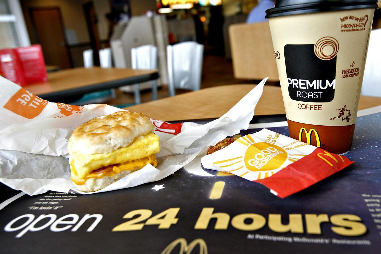 News post image: McDonald's suspends all-day breakfast during coronavirus pandemic
