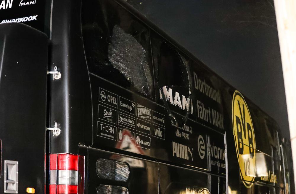L'auteur présumé de l'attaque de Dortmund arrêté
