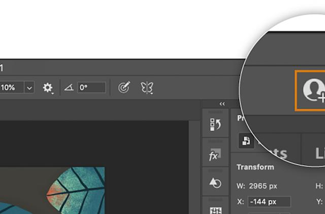 Adobe adds collaboration features to its creative suite