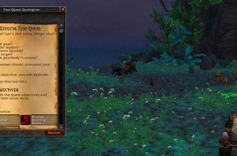 Mists of Pandaria Beta: The best quest ever