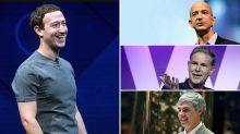 How Does Facebook Compare To Amazon, Netflix And Google?