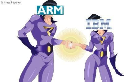 IBM forms new partnership with ARM in hopes of developing ludicrously small chip processing technology