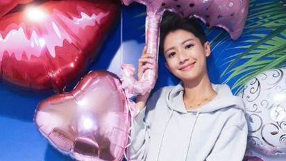 Sisley Choi didn't realise she fractured her toe