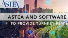 Astea International and Software AG Partner to Provide Turnkey Field Service Management and IoT Solution