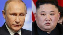 Kim Jong-un llega a Rusia en busca de nuevos aliados