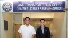 LTO Driver's License Can Now be Renewed in Malls Even on Saturdays