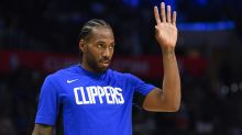 Kawhi Leonard's welcome to LA as a Clipper continues with raucous Staples Center booing