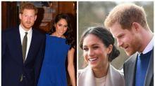 梅根「大肚」?懷雙胞胎?大家期待英國首位非裔王子公主