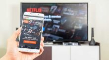 Netflix Breaks Out While Homebuilders Add To Rally