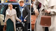 Meghan Markle's bag may have had a secret meaning