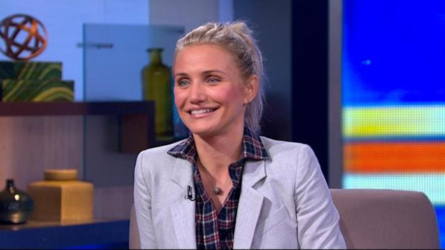 Cameron Diaz on How to Look Your Sexiest