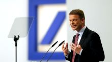 Deutsche Bank CEO says Europe must create conditions for banking consolidation