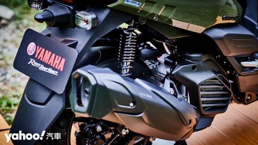 回歸狂野經典風格再現!2021 Yamaha全新BW'S 125正式發表! - 10