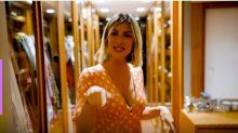 Giovanna Ewbank mostra seu closet com coleção enorme de biquínis