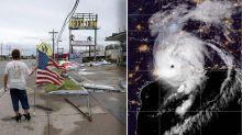 Hurricane Laura makes landfall in US as more than 600,000 evacuated