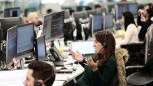 Midcaps slip on weak data; trade news cushions FTSE fall